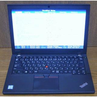Lenovo - Lenovo ThinkPad X260 Core i5 6300U