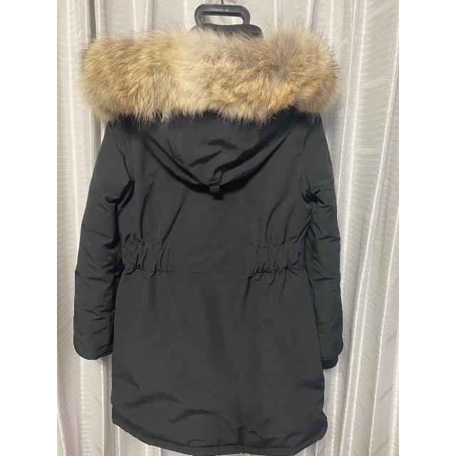 CANADA GOOSE(カナダグース)のカナダグース コート レディースのジャケット/アウター(ダウンジャケット)の商品写真