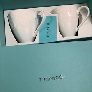 Tiffany & Co. - T IFFANY&CO ペアカップ