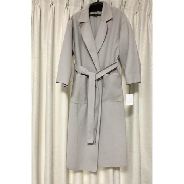GRL(グレイル)の【新品・タグ付き】GRL リバーコート レディースのジャケット/アウター(ロングコート)の商品写真