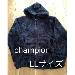 Champion - champion モコモコ ボア パーカー