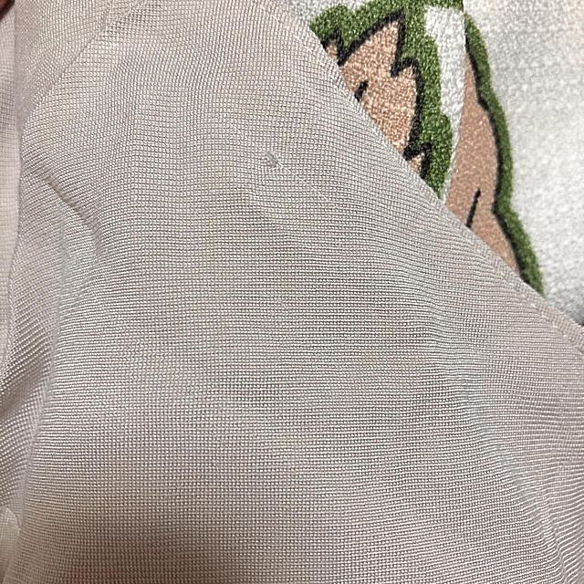 Lily Brown(リリーブラウン)のリリーブラウン  フラワー異素材切替スカート レディースのスカート(ミニスカート)の商品写真