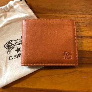 IL BISONTE - 【新品】 IL BISONTE 二つ折り財布