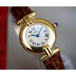 Cartier - 美品 カルティエ マストコリゼ ブラック ローマン SM Cartier
