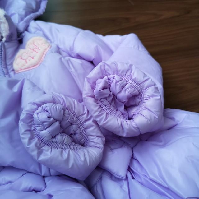 EARTHMAGIC(アースマジック)の130㎝ 中綿ジャケット☆アースマジック キッズ/ベビー/マタニティのキッズ服女の子用(90cm~)(ジャケット/上着)の商品写真