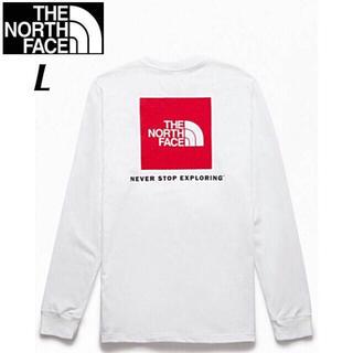 THE NORTH FACE - THE NORTH FACE ノースフェイス Tシャツ 長袖Tシャツ ロンT L