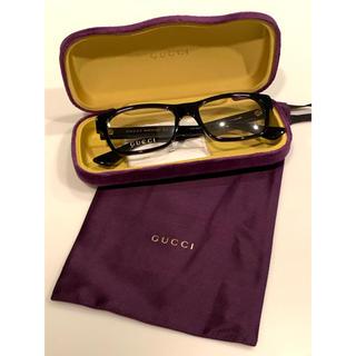 Gucci - GUCCIメガネ、サングラスケース+袋