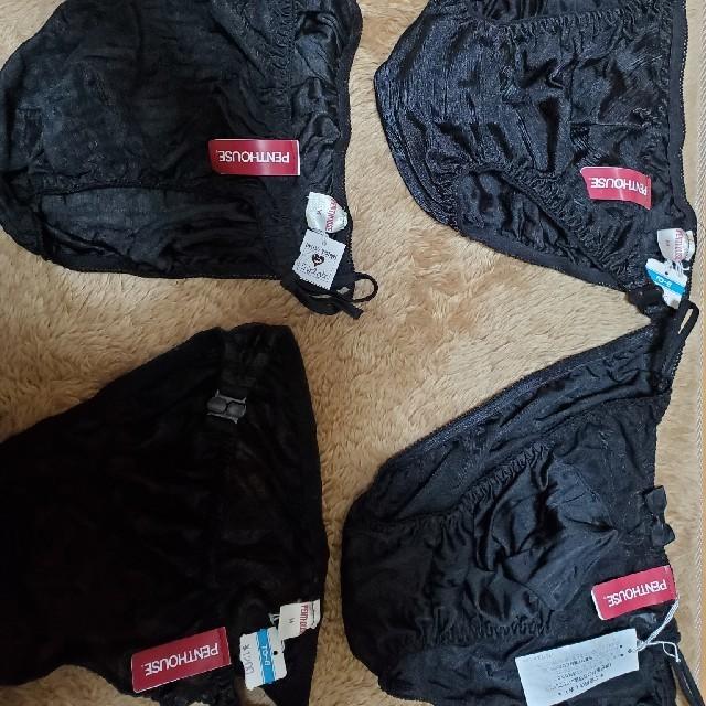 新品タグ付き♥️可愛くて人気♥️人気のペントハウス ショーツ Mサイズ4枚セット レディースの下着/アンダーウェア(ショーツ)の商品写真