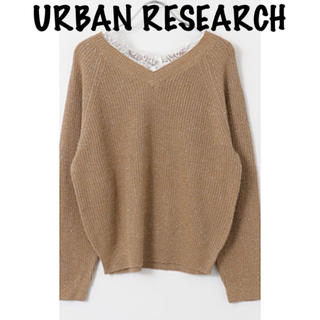 URBAN RESEARCH - タグ付き未使用  URBAN RESEARCHトップス