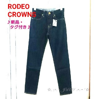 RODEO CROWNS - ワンウォッシュデニム♡RODEO CROWNS ロデオクラウンズ 新品 タグ付き