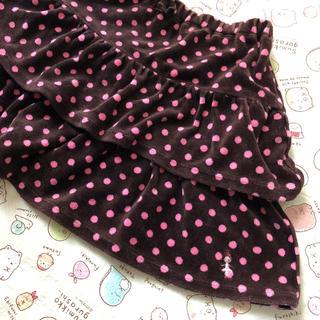 ミキハウス(mikihouse)のミキハウスリーナちゃん130スカート(スカート)