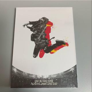 ONE OK ROCK - ONE OK ROCK 2018 AMBITIONS dvd