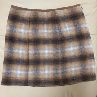 ロペ(ROPE)の台形スカート(ミニスカート)