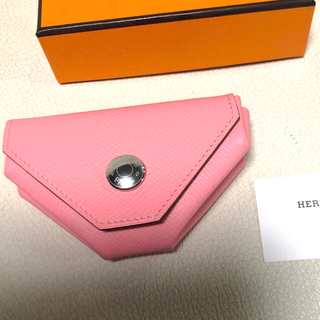 Hermes - エルメス  国内購入 ルヴァンキャトル ヴェルソ ローズコンフェッティ