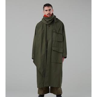 Yohji Yamamoto - tac:tac MILITARY OVER COAT Mサイズ