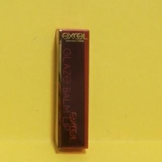 ノエビア(noevir)の新品 エクセル グレイズバームリップ GB06 ショコラベリー(口紅)