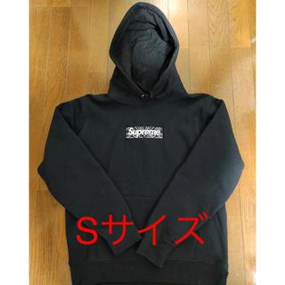 Supreme - Supreme Bandana Box Logo パーカー 黒 バンダナ