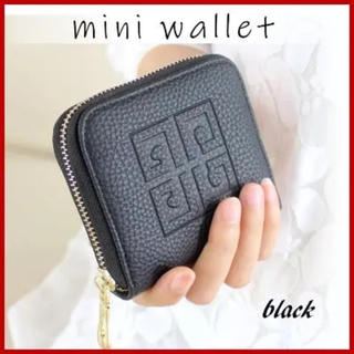 訳あり 新品 財布 小銭入れ コインケース  ブラック レディース