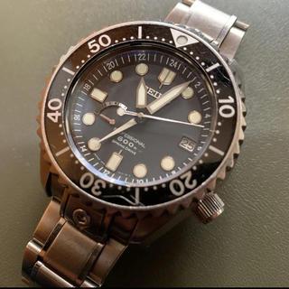 セイコー(SEIKO)の専用 セイコー  スプリングドライブ ダイバー(腕時計(アナログ))