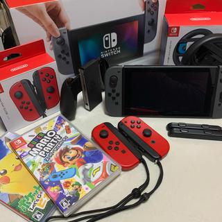 任天堂 - 任天堂Switch マリオパーティ豪華セット おまけあり
