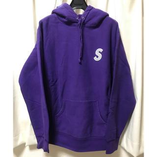 Supreme - Supreme Sロゴ Hooded パーカー hoodie