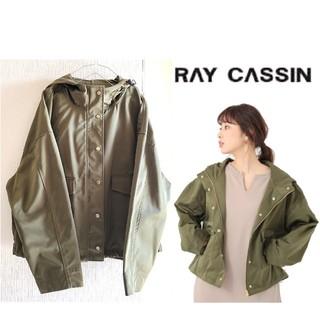 RayCassin - RAY CASSIN/ビッグシルエット マウンテンパーカー
