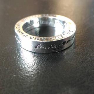 Balenciaga - BALENCIAGA URLリング シルバー925 シルバーリング 指輪 美品
