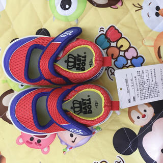 BABYDOLL - ベビド 靴 13cm