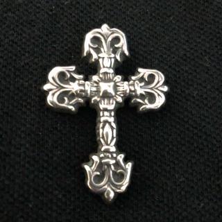 クロムハーツ(Chrome Hearts)のフィリグリークロス シルバー925ペンダントヘッド十字架(ネックレス)