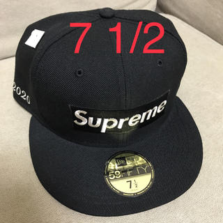 Supreme - Supreme $1M Metallic Box Logo New Era
