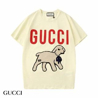 Gucci - 美品 GUCCI 半袖Tシャツ男女兼用