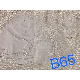 Wacoal - ブライダルインナー B65 3点セット おまけ付き♡
