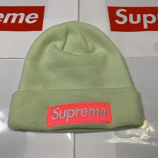 シュプリーム(Supreme)のSupreme Box Logo New Era Beanie シュプ ビーニー(ニット帽/ビーニー)
