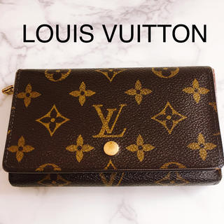 LOUIS VUITTON - ルイヴィトン モノグラム 財布