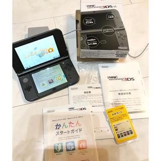 ニンテンドー3DS - 3DS LL 本体、ポケモン