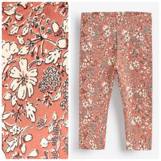 NEXT - 新品❣️ネクスト レギンス ピンク 小花柄