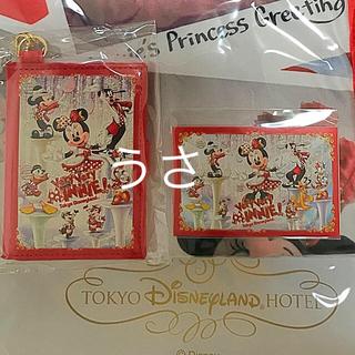 Disney - ベリーベリーミニー ランドホテル カードケース フォトプロップス
