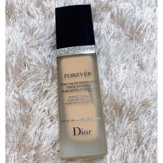 Dior - ディオール Dior フォーエバースキン フルイドファンデーション 011