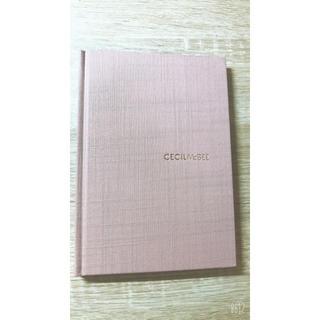 セシルマクビー(CECIL McBEE)のCecil Mcbee セシルマクビー 2020年手帳 スケジュール帳(カレンダー/スケジュール)