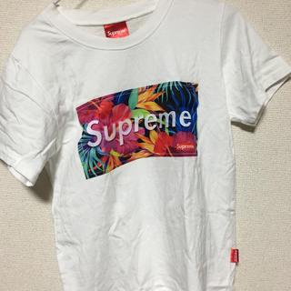 韓国 ファッション supreme 風