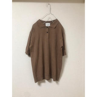 bulle de savon - yuni  cottonポロシャツ