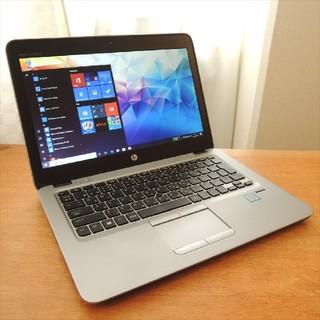 HP - Windows10/i5/8G/SSD/ HP 820 G3 最強モバイル!
