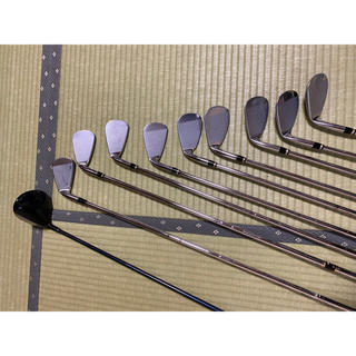 MIZUNO - MIZUNO ゴルフクラブ セット