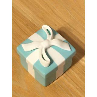 Tiffany & Co. - ティファニー ミニ ボウボックス