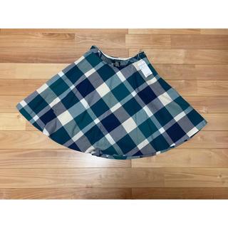 BURBERRY BLUE LABEL - 新品、未使用品!ブルーレーベルクレストブリッジ スカート!