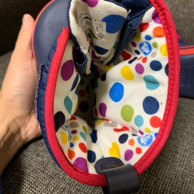 crocs(クロックス)のクロックス  クロックバンドガストブーツ 15.5cm ジュニア キッズ ブーツ キッズ/ベビー/マタニティのキッズ靴/シューズ(15cm~)(ブーツ)の商品写真