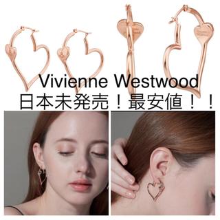 Vivienne Westwood - Vivienne Westwood 日本未発売 ピアス