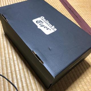 オニツカタイガー(Onitsuka Tiger)のオニツカタイガー 空箱(スニーカー)