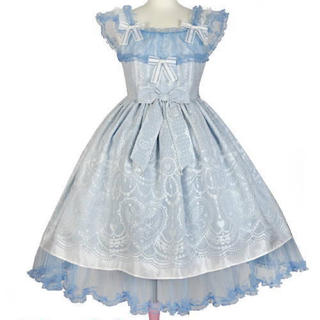 Angelic Pretty - Lacy Heart Garden サックス