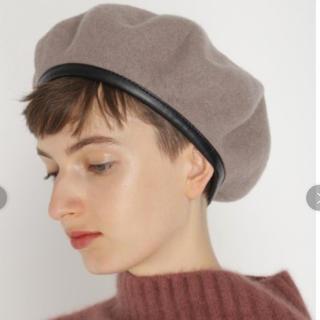 fur fur - 新品★furfurベレー帽